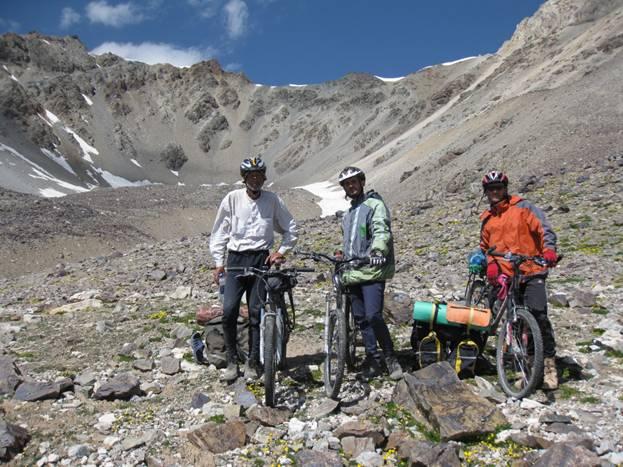 Велопоход высокой категории сложности по Узбекистану-Таджики...
